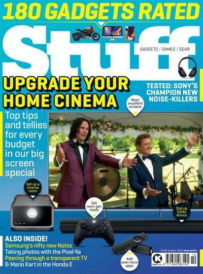 Stuff UK - October 2020