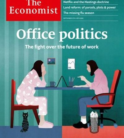 The Economist USA - September 12 , 2020