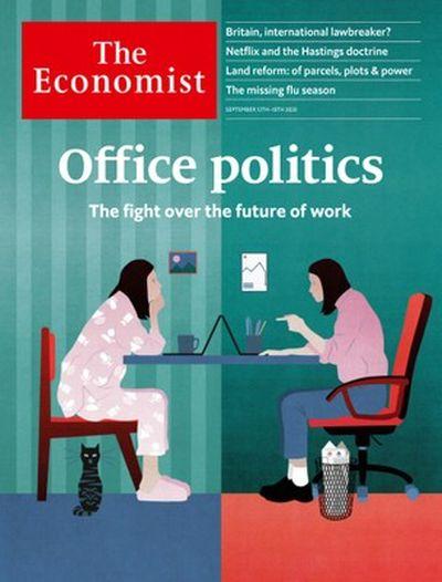 The Economist USA – September 12 , 2020