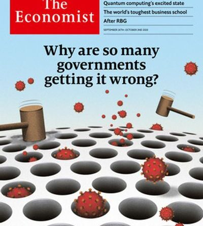 The Economist USA - September 26 , 2020