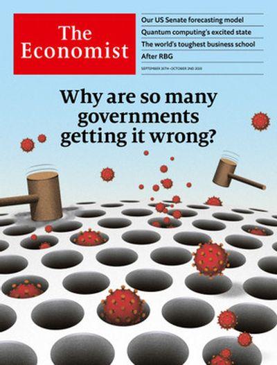 The Economist USA – September 26 , 2020