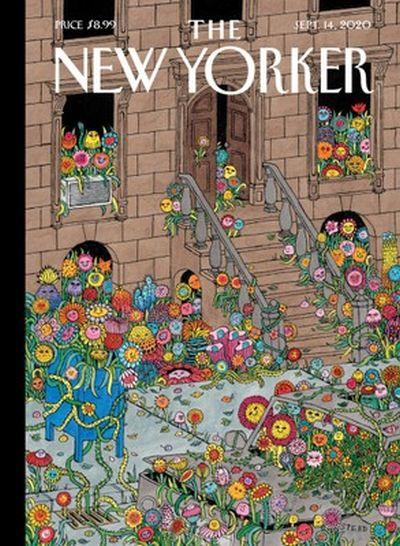 The New Yorker – September 14 , 2020