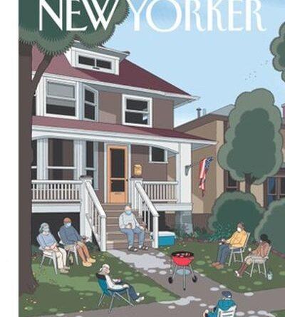 The New Yorker - September 21 , 2020
