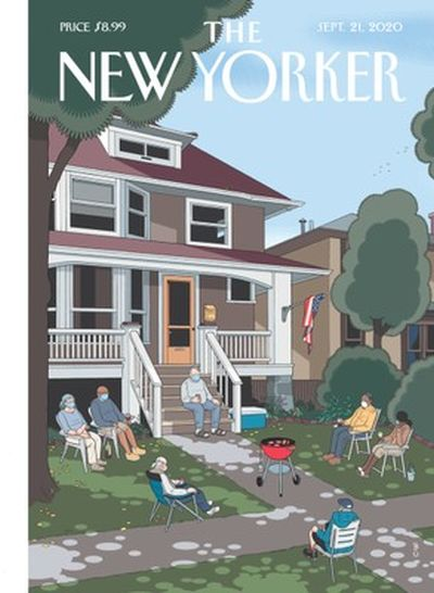 The New Yorker – September 21 , 2020