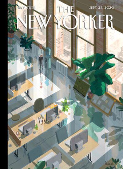 The New Yorker – September 28 , 2020