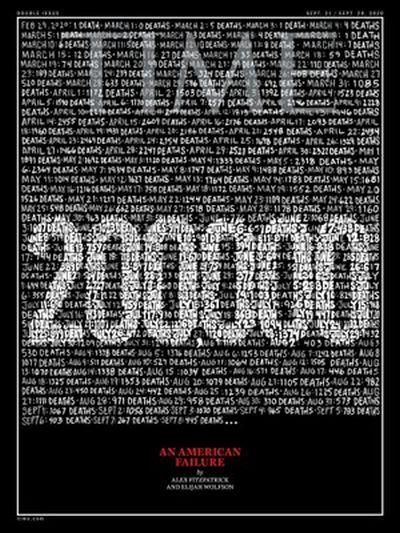 Time USA – September 21 , 2020