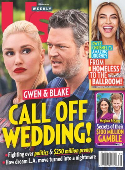 US Weekly - September 28 , 2020