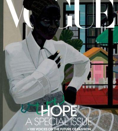 Vogue USA - September 2020