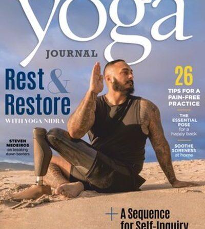 Yoga Journal - September / October 2020