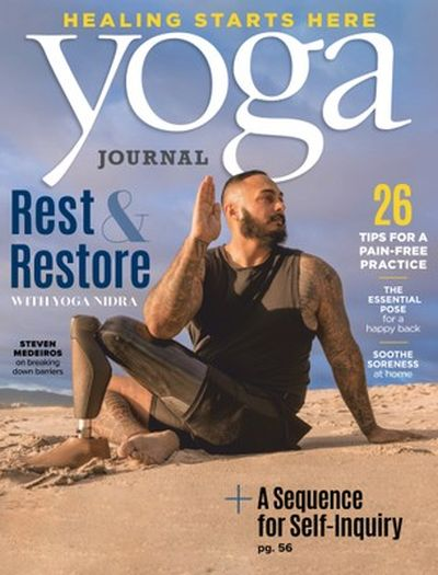 Yoga Journal - September / October 2020