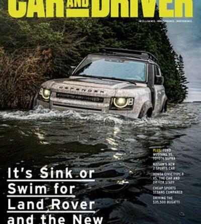 Car and Driver USA - November 2020