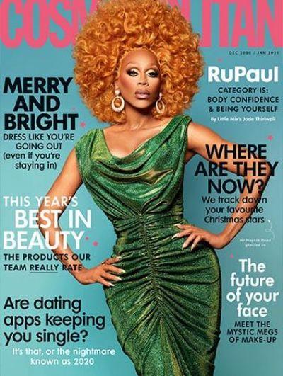 Cosmopolitan UK - December 2020
