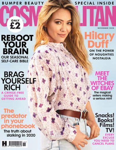 Cosmopolitan UK - November 2020