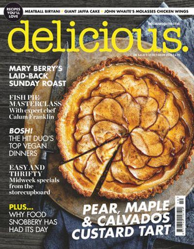 Delicious UK - October 2020