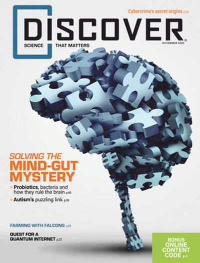 Discover – November 2020