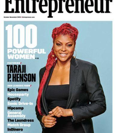 Entrepreneur USA - October / November 2020