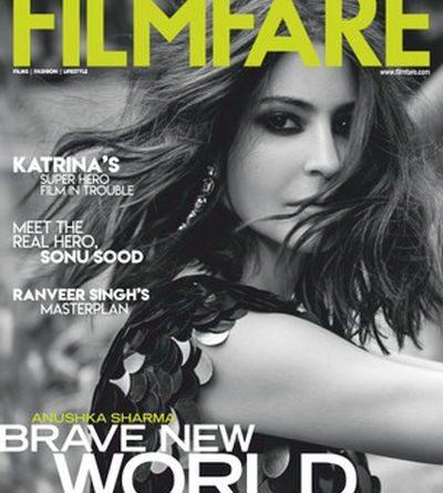 Filmfare - October 2020
