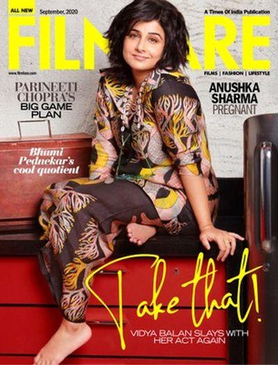 Filmfare – September 2020