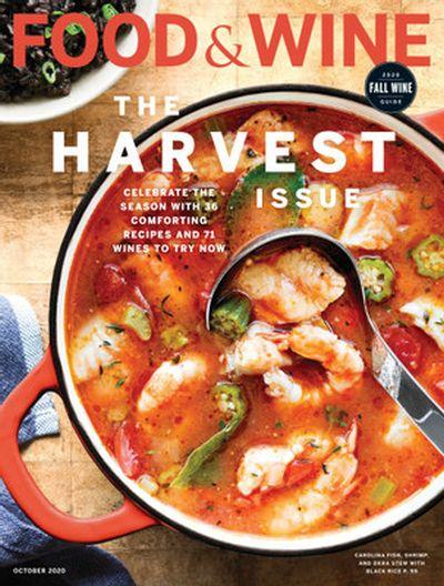Food & Wine USA – October 2020