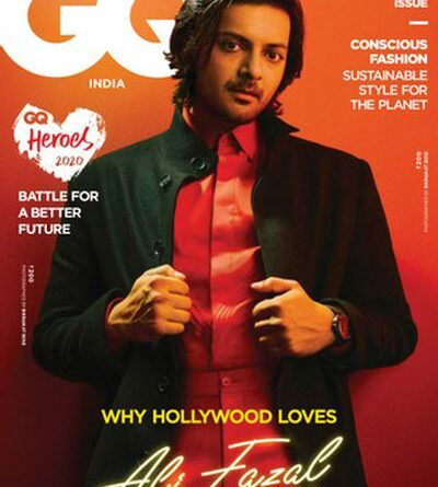 GQ India - October 2020