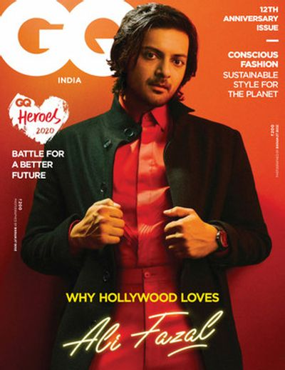 GQ India – October 2020