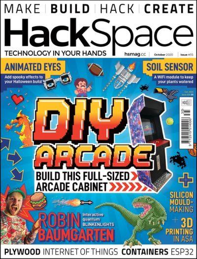HackSpace - October 2020