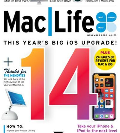 Mac Life UK - November 2020
