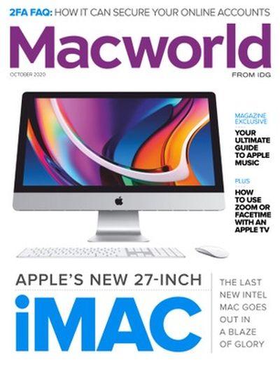 Macworld USA – October 2020