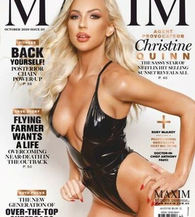 Maxim Australia - October 2020