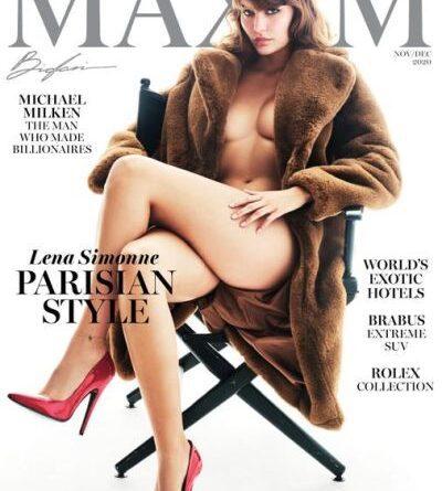 Maxim USA - November / December 2020