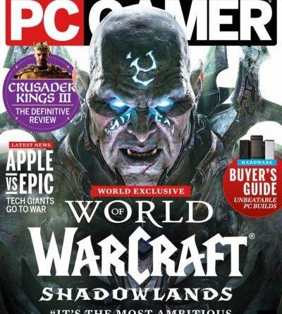 PC Gamer UK - November 2020