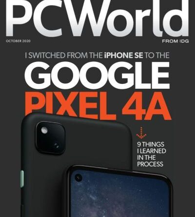 PC World - October 2020