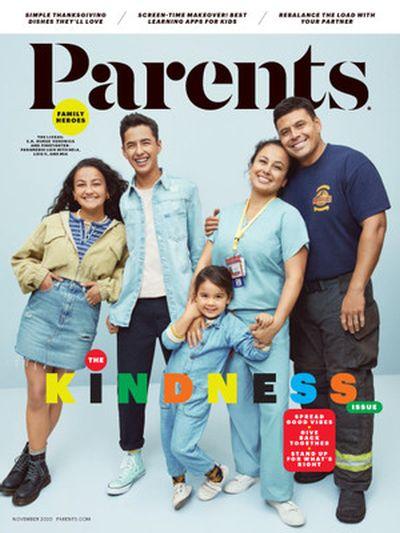 Parents – November 2020