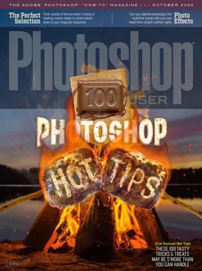 Photoshop User - October 2020
