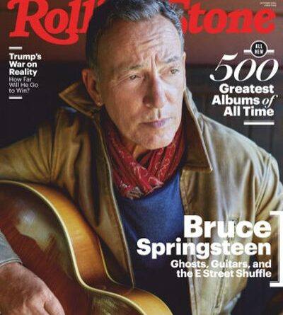 Rolling Stone USA - October 2020