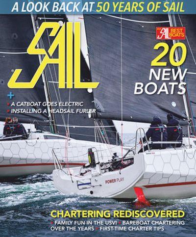 Sail - October / November 2020