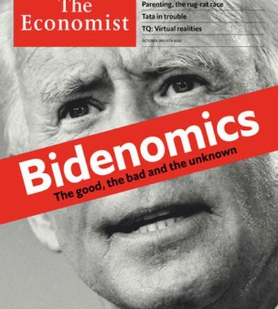 The Economist USA - October 03 , 2020