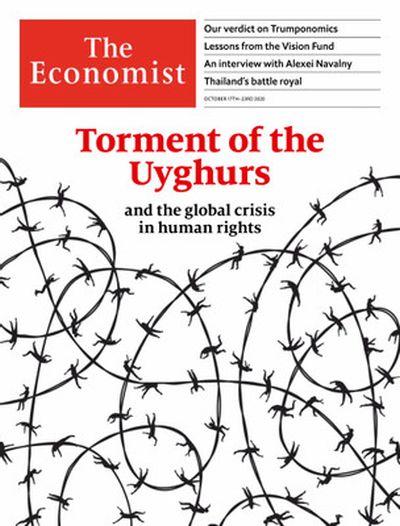 The Economist USA – October 17 , 2020
