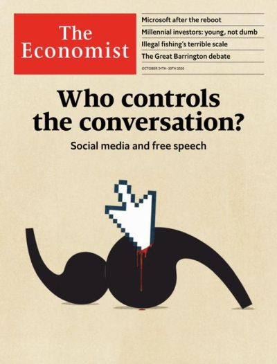 The Economist USA - October 24 , 2020