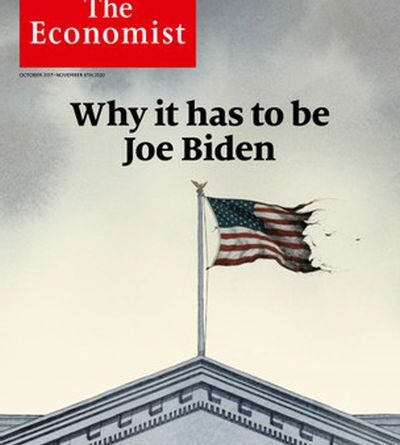 The Economist USA - October 31 , 2020