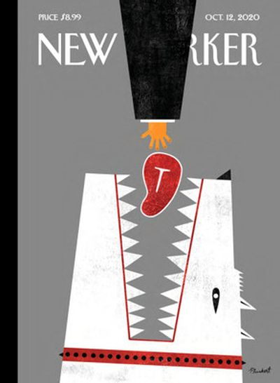 The New Yorker - October 12 , 2020