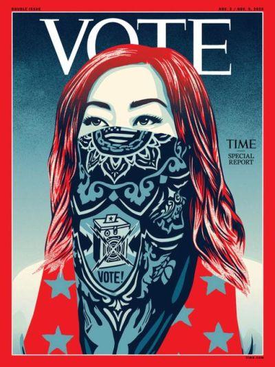 Time USA - November 02 , 2020