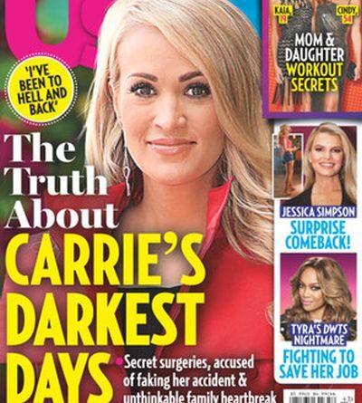 US Weekly - October 26 , 2020