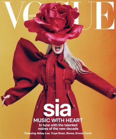 Vogue Australia - October 2020