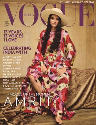 Vogue India - October 2020
