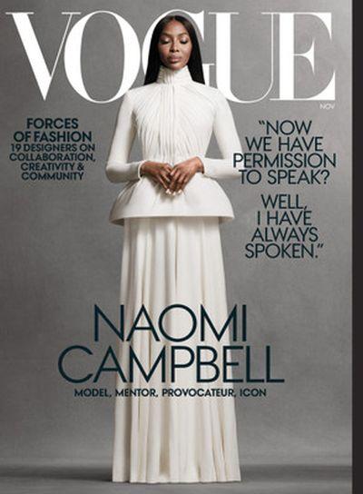 Vogue USA - November 2020