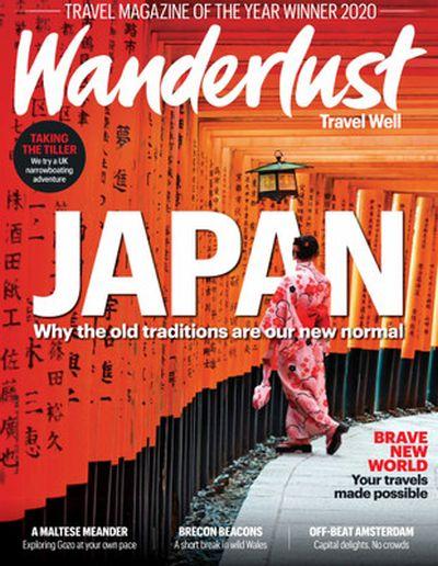 Wanderlust UK – November 2020