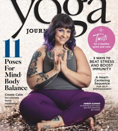 Yoga Journal - November / December 2020