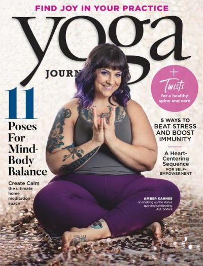 Yoga Journal - November / December 2020