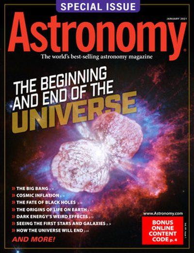 Astronomy – January 2021